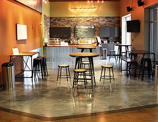 Benefits of Epoxy flooring services in Syracuse NY